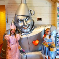 Visit a Wizard of OZ Museum in Kansas!