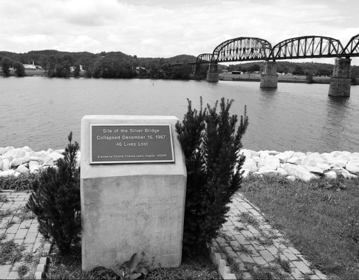Silver Memorial Bridge Collapse Point Pleasant WV deadly disaster