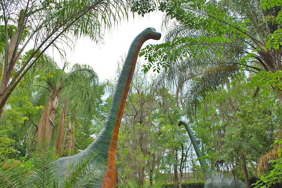 Ultrasaurus at Dinosaur World