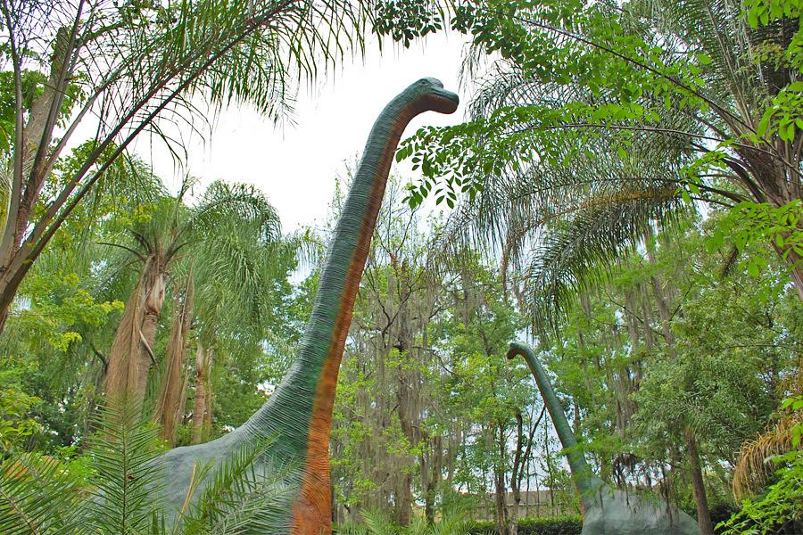 Ultrasaurus at Dinosaur World
