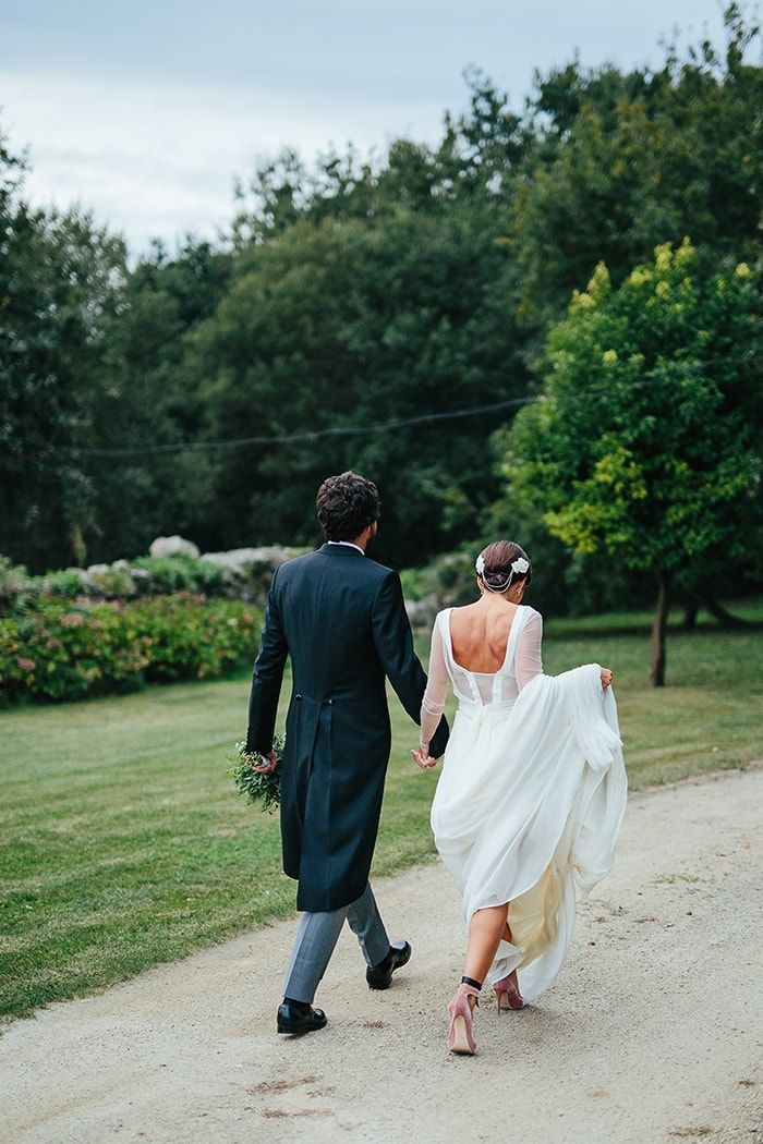 Couture Real Wedding Ideas From Spain  Once Wed
