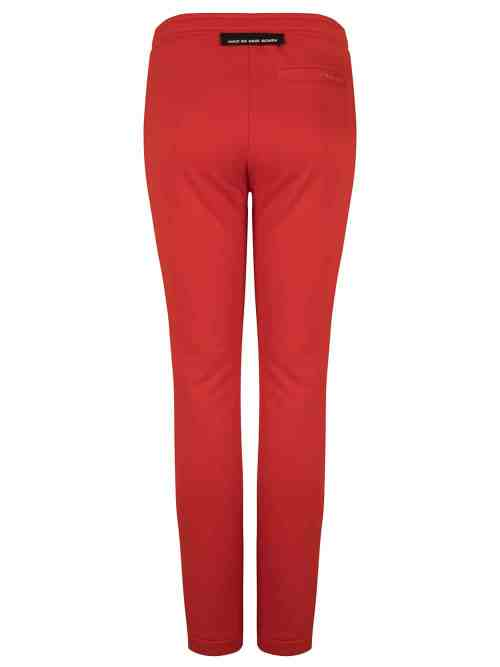POBE TRACK PANTS JOGGINGSBROEK RED