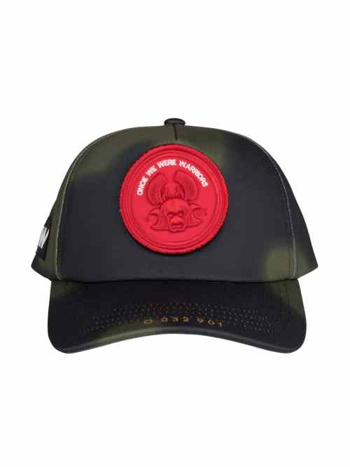O CAP 5 CAMO OLIVE ONCE WE WERE WARRIORS