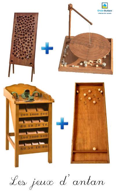fabriquer des jeux en bois soi meme