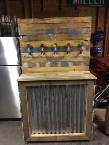 DIY Coffin Keezer Build