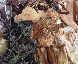 """Free and Happy Wanderer"": Traditional herbs for depression and stagnation"