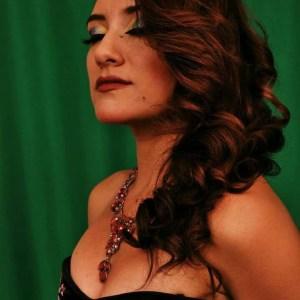 Professional dancer Jennifer Catalina Marín Palacio