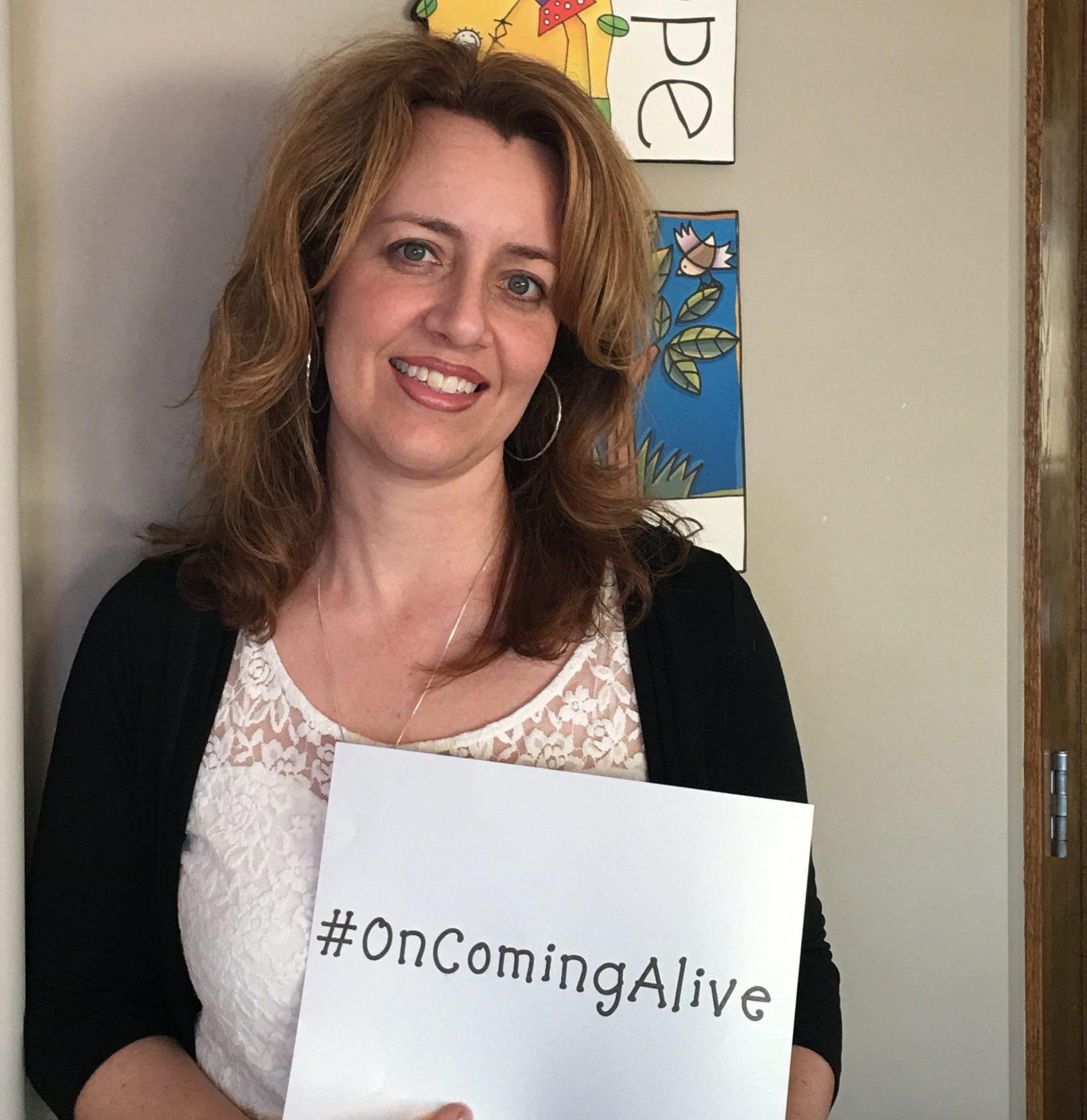Sherri #OnComingAlive