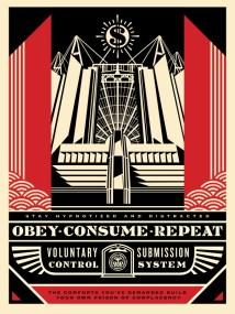 Church of Consumption Print