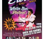 Winter Sun Elvis Festival 2018 at Condado de Alhama