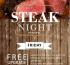 Steak Night Every Friday At Big G's American Diner