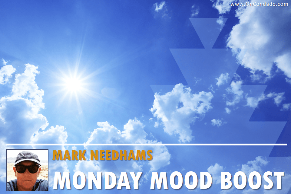 Going Global Today! - Monday Mood Boost by Mark Needham