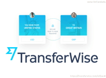 Cheapest international money transfer