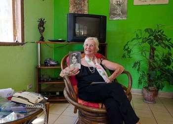 Jossette Pellé / Photo: Alain L. Gutiérrez.