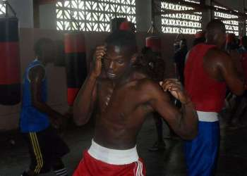 El boxeador cubano de los 75 kilogramos Yasiel Despaigne podría reforzar a la franquicia de Venezuela en la próxima edición de la Serie Mundial de Boxeo / Foto: Cortesía del autor