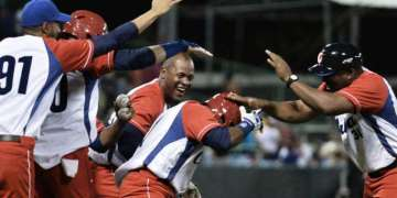 With the win against the Santurce Crabbers, Vegueros of Pinar del Río still alive in the Caribbean Series / Photo: El Universal.