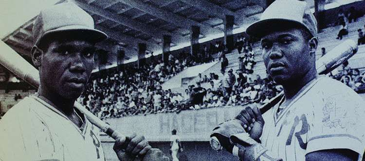 Juan Carlos and Omar Linares