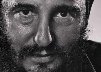 Fidel Castro. New York, 1971. Photo: Yousuf Karsh