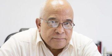 Orlando Hernández Guillén, president of the Cámara de Comercio of Cuban Republic and member of the Organizer Committee of FIHAV. Photo by Gabriel Guerra Bianchini.
