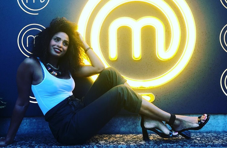Ketty Fresneda won second place in MasterChef 6 Spain.