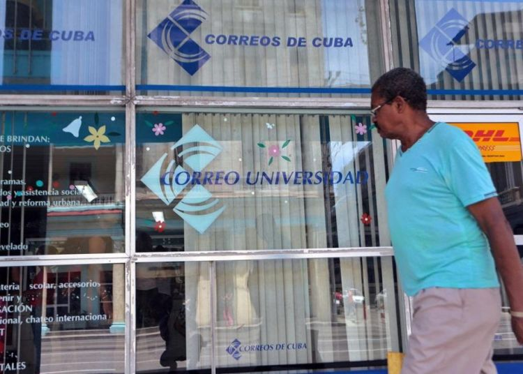 Cuban post office. Photo: elrio.ec
