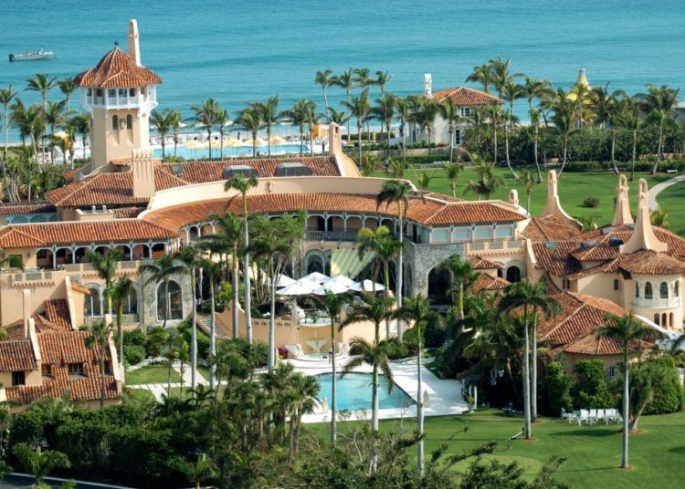 """Mar-a-Lago Club, """"The Winter White House,"""" will be the event's venue. Photo: Town & Country Magazine."""