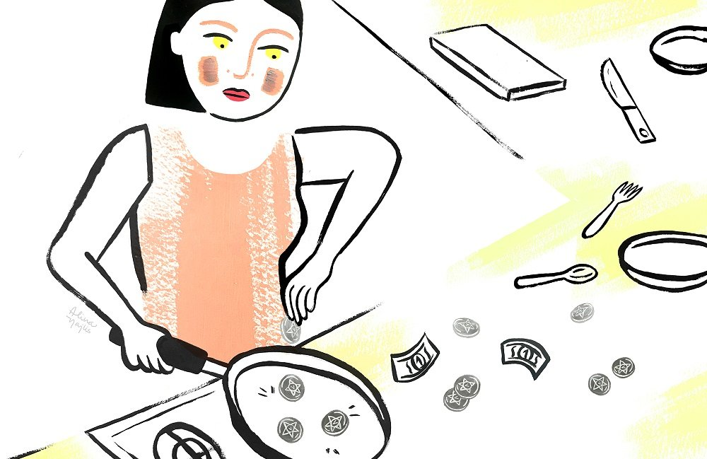 Illustration: Alina Najlis.