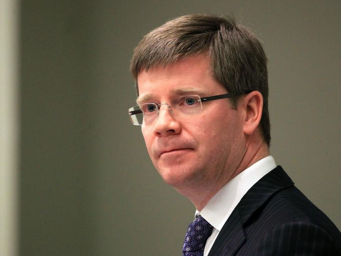 The president and CEO of Sherritt, David Pathe. Photo: Sherritt International Corporation.