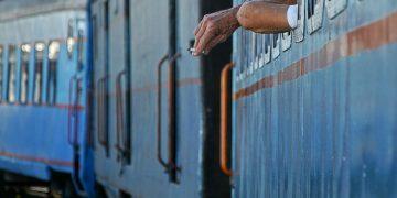 Cuban railroad. Photo: Abel Rojas Barallobre / Cubahora / Archive.