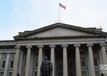Department of the Treasury of the United States. Photo: Marita Pérez Díaz.