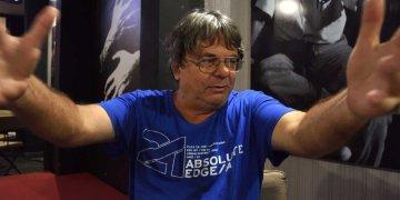Eduardo del Llano. Photo: Otmaro Rodríguez.