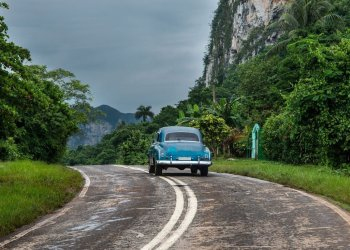Road in Cuba. Photo: todocuba.org
