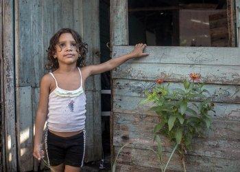 "One of the photos for the feature ""La sangre nunca fue amarilla."" Photo: Ismario Rodríguez / Periodismo de Barrio."