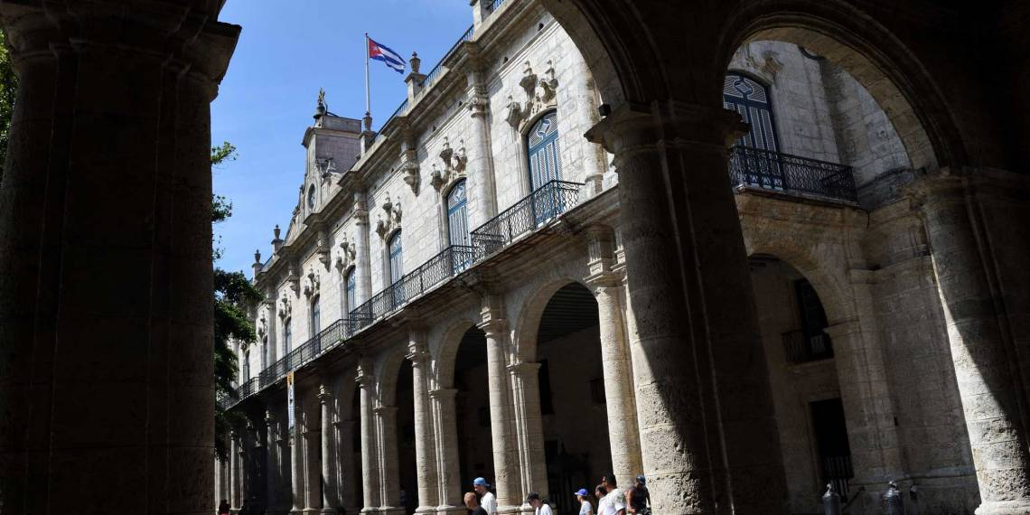 Palace of the Captains General at the Plaza de Armas, Old Havana. Photo: Otmaro Rodríguez