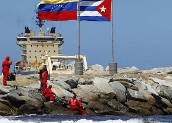 The U.S. government continues to apply sanctions to Cuban state companies for their relations with Venezuela. Photo: Radio Rebelde / Archive.