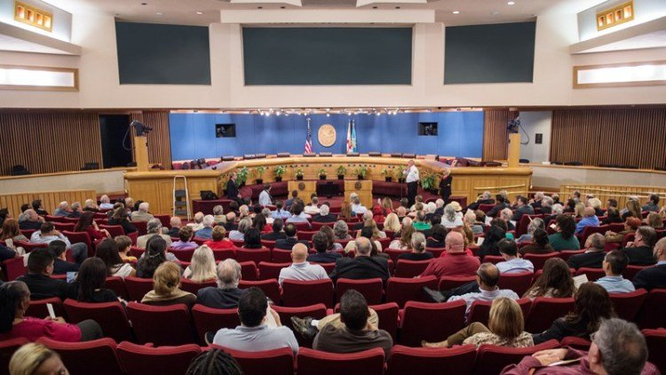 View of the Miami-Dade Commission. Photo: Miami-dade.gov