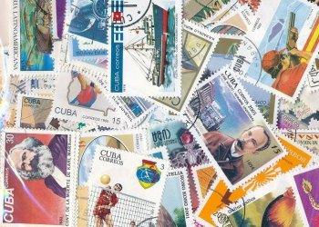 Cuban stamps. Photo: e-filateliacarrasquilla.net