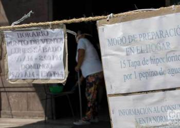 At the close of yesterday, April 25, 3,461 people were admitted to hospitals for clinical epidemiological surveillance, while another 5,876 were under primary healthcare surveillance in their homes. Photo: Otmaro Rodríguez.