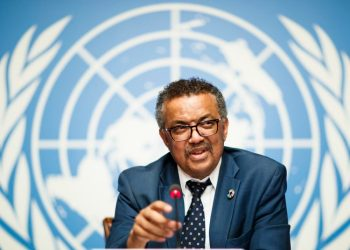 Dr. Tedros Adhanom Gebreyesus, WHO director. Photo: Politico.