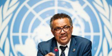 Dr. Tedros Adhanom Gebreyesus, WHO director. Photo: Politico.
