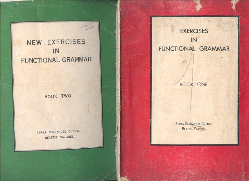 6 EXERCISES IN FUNCTIONAL GRAMMAR