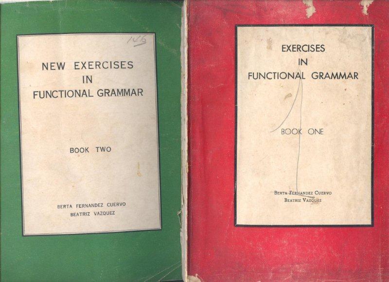 6 EXERCISES IN FUNCTIONAL GRAMMAR