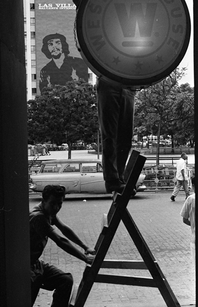 Santa Clara en 26, 1968. Foto: Iván Cañas.