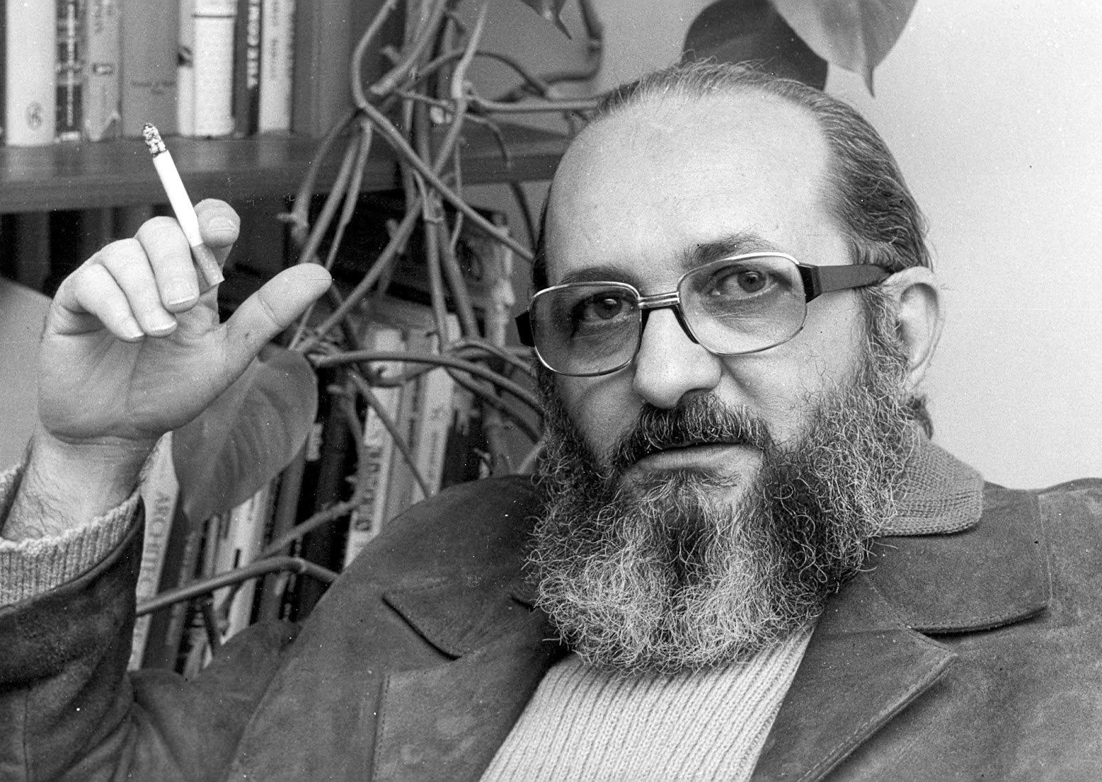 """Paulo Freire, autor de """"La pedagogía del oprimido""""."""