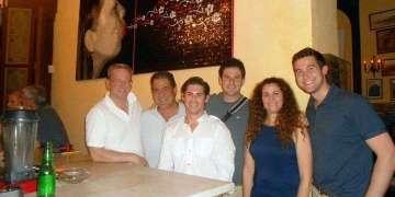 Eric Schmidt, presidente ejecutivo de Google, de visita en Cuba