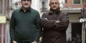 Roberto Veiga y Lenier González
