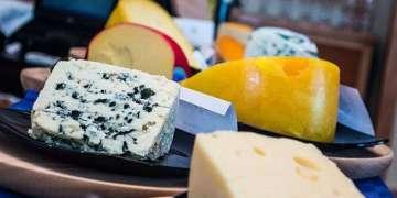 """""""En la degustación se pudo catar 12 tipos diferentes de quesos de Lactalis, la mayoría de los que pertenecen a la marca Président"""" / Foto: Inversiones Pucara S.A."""