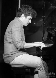 """Harold López-Nussa: """"It is hard for me to say exactly what I like the most in music, I think will decide over fusion jazz and classic music""""/ Image: Courtesy of the interviewee."""