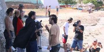 Filmación de Gibaras