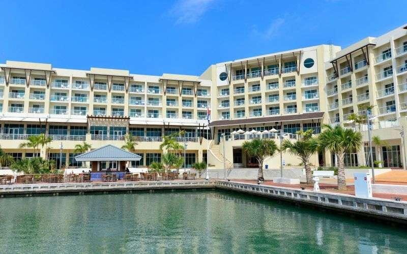 El Hotel Meliá Marina Varadero recibirá a los primeros visitantes acogidos al nuevo acuerdo de turismo de salud entre Cuba y Canadá. Foto: prestigia.com